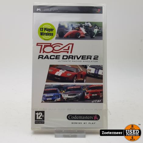 Toca Race Driver 2 PSP NEUW