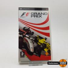 Sony Grand Prix PSP