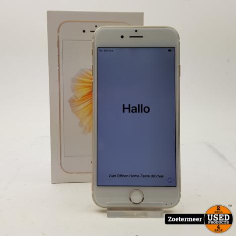 Apple iPhone 6s 64GB Nieuwe Accu!