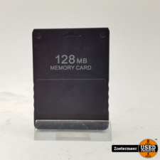 PS2 memory card 128MB