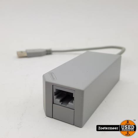Wii lan adapter