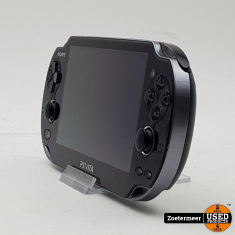 Sony PS vita 3G met 16GB Memory