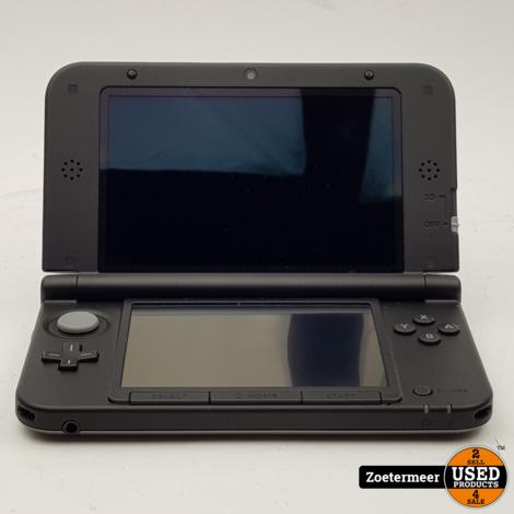 Nintendo 3DS XL grijs