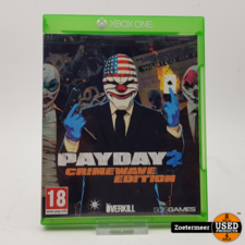 Microsoft Payday 2 Crimewave Edition Xbox one