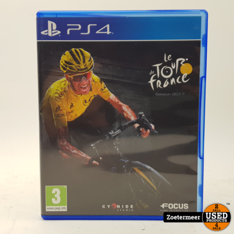 Le tour de france 2017 PS4