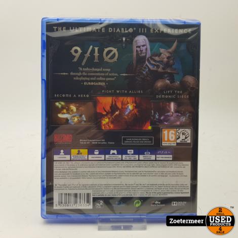 Diablo Eternal Collection Ps4 NIEUW IN SEAL