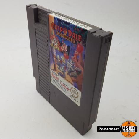 Chip N'dale NES
