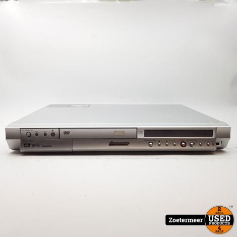 Pioneer DVR-520H DVD Recorder