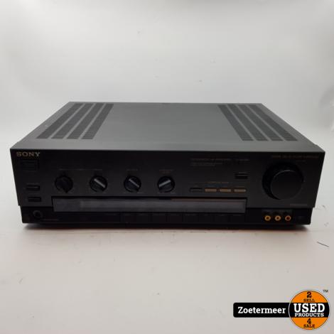 Sony TA-AV490 receiver
