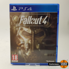 Sony Fallout 4 PS4