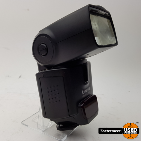 Canon 430EX flitser