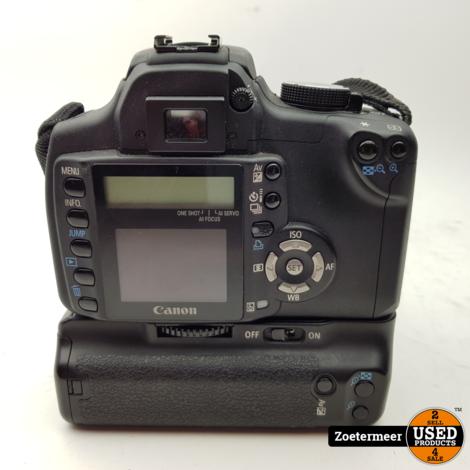 Canon 350D + 18-55mm Kitlens