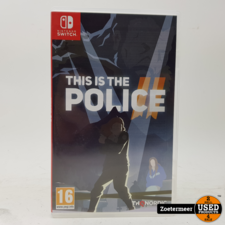 Nintendo this is the police 2 switch