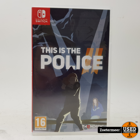 this is the police 2 switch