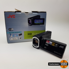 JVC JVC Everio GZ-VX815 Videocamera