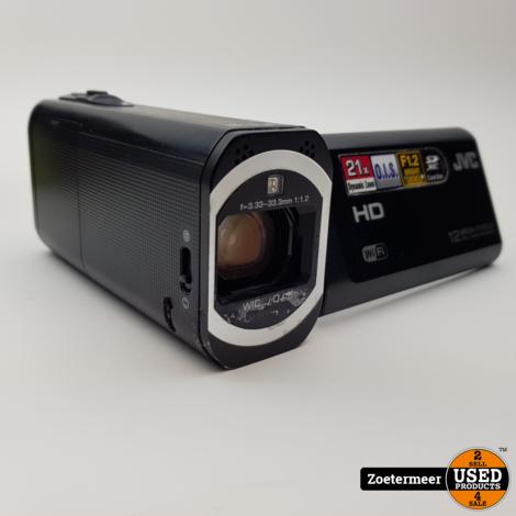 JVC Everio GZ-VX815 Videocamera