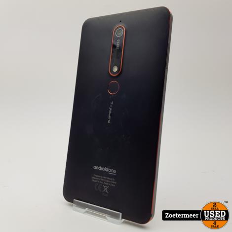 Nokia 6.1 Black 32gb