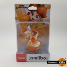Nintendo Super Smash Bros No. 71 Daisy Amiibo NIEUW
