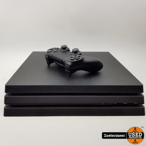 Sony PlayStation 4 Pro 1TB || Garantie tot 06-02-2022