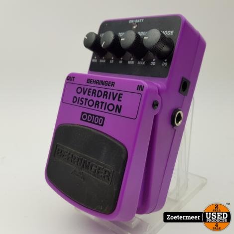 Behringer OD100 Overdrive