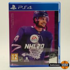NHL 20 PS4