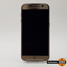 Samsung Samsung Galaxy S7 Goud