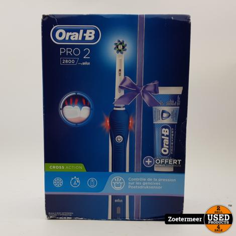 Oral-B Pro 2 2800