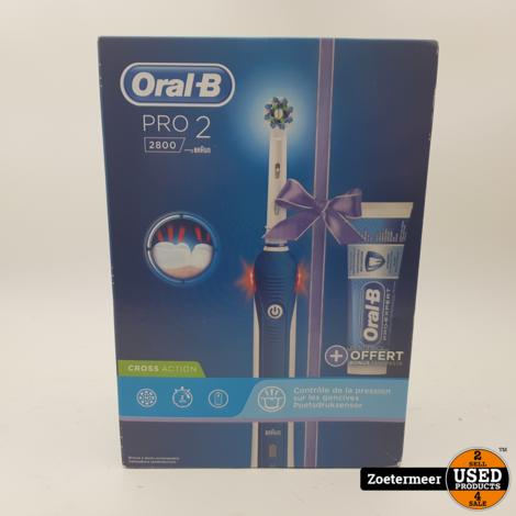 Oral-B Pro 2 2800 tandenborstel