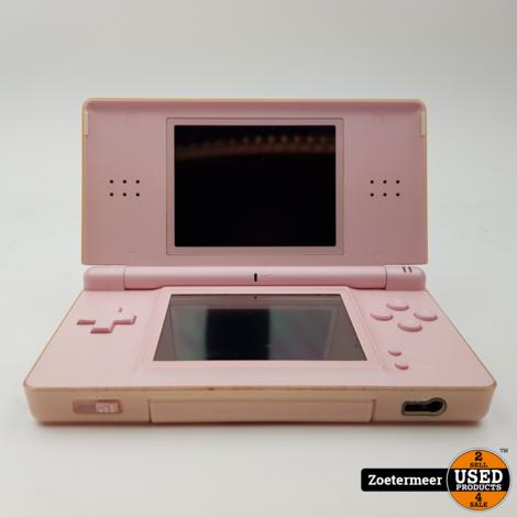 Nintendo DS Lite Roze