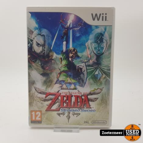 Zelda skyward sword Limited wii