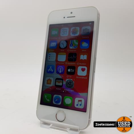 Apple iPhone SE 16GB Silver