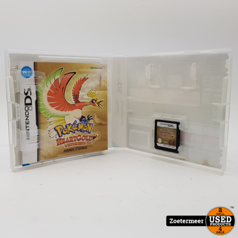 Pokemon Heartgold DS