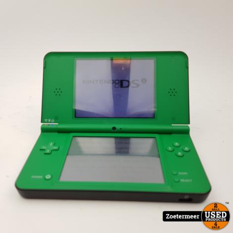Nintendo Dsi XL groen