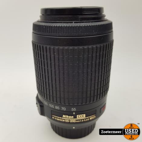 Nikon AF-S 55-200mm 4-5.6F