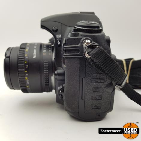 Nikon D300s Body met grip