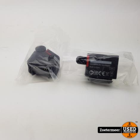 Bosch Zamo 3 afstandsmeter inc. 2 extra opzetstukjes