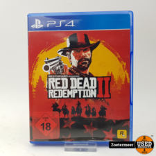 Read dead redemption 2 PS4
