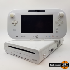 Nintendo Nintendo Wii U 8GB Wit