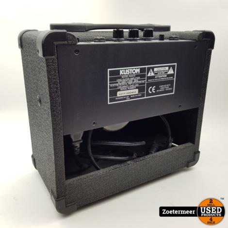 Kustom KGA10 Lead Guitar Amplifier