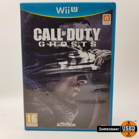 Call of Duty Ghost wii u