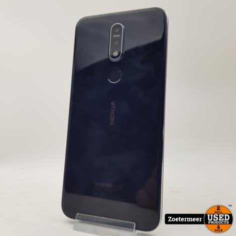 Nokia 7.1 Blauw 32GB