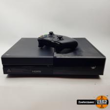Xbox one 500GB zwart