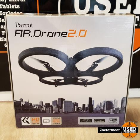 Parrot Ar drone 2.0 + Flight recorder