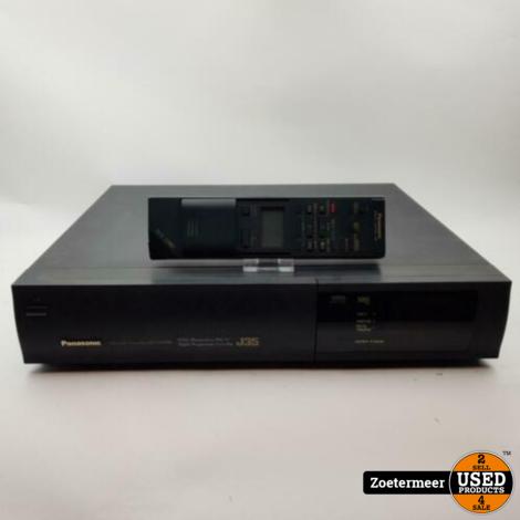 Panasonic NV-J35EO Video Cassette Recorder