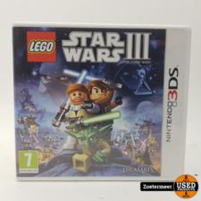 Nintendo Lego Star Wars 3 3DS