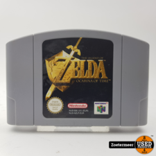 the legend of zelda: ocarina of time N64