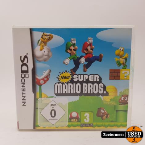 Super mario Bros. DS