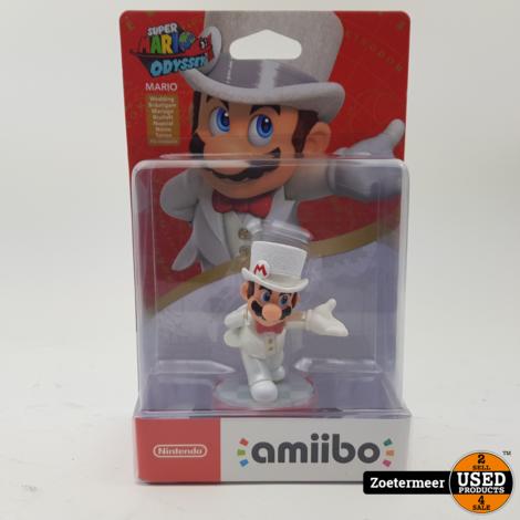 Amiibo Mario wedding