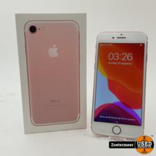 Apple Iphone 7 32gb rose met doos