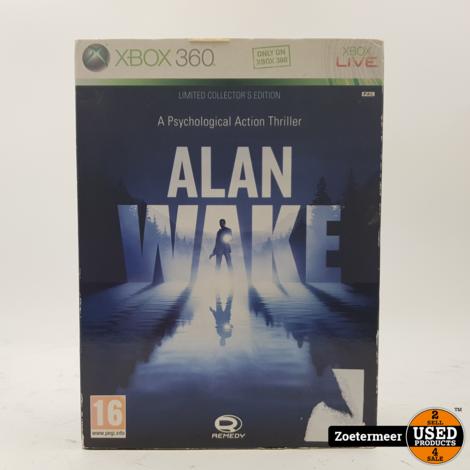 Alan wake xbox 360